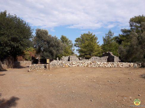 Olimpos Antik Keniti – Kamp