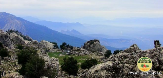Kapıkaya Antik Kenti – Isparta