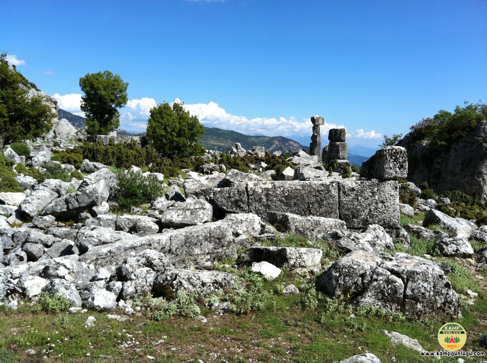 Kapı Kaya Antik Kenti