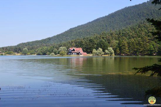 Bolu Gölcük Gölü Tabiat Parkı Hakkında Bilgiler