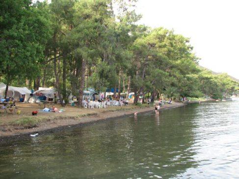 Çubucak ve inbükü Orman Kampı | Muğla Kamp