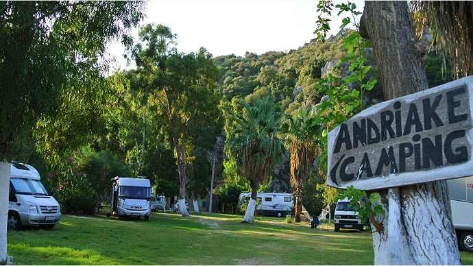 Andriake Camping | Antalya