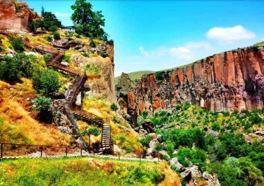 Ihlara Vadisi | Aksaray Kamp