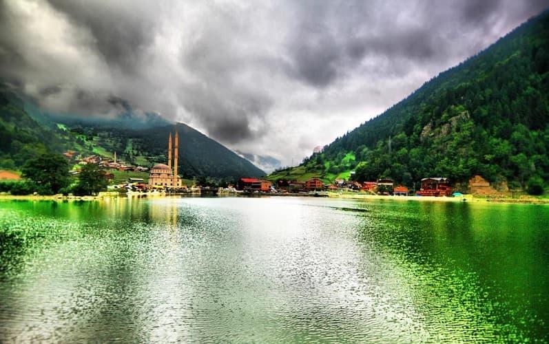 Uzungöl | Trabzon Kamp