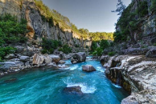 Köprülü Kanyon Hakkında Bilgi | Antalya Kamp