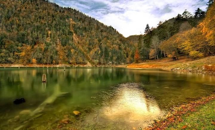 Sülüklü Göl | Bolu Kamp