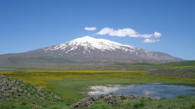 Süphan Dağı Hakkında Bilgi | Bitlis Tırmanış