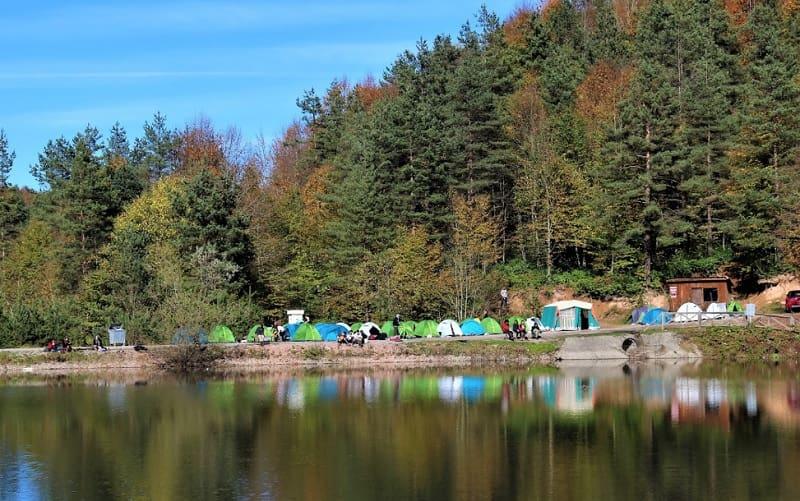 çamlıpınar kamp alanı