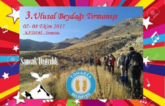 3. Ulusal Beydağı Tırmanış Etkinliği