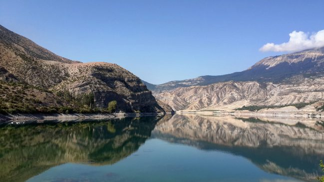 Tortum Gölü ve Şelalesi