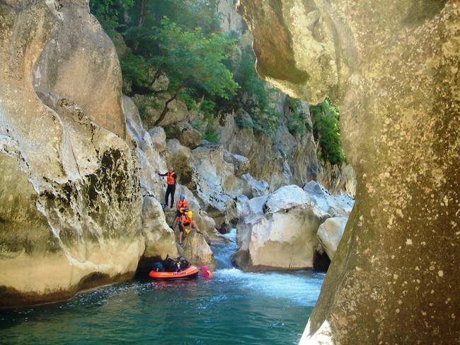 Valla Kanyonu