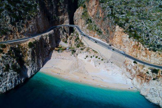 Likya Yolu : Tarih ve doğayla iç içe yolculuk
