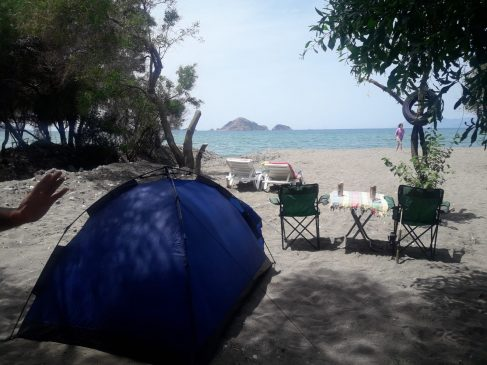Doğa Kamp Yanıklar Fethiye