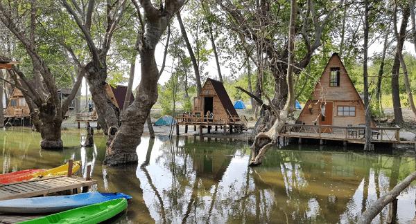 Demircioğlu Camping | Edirne Kamp