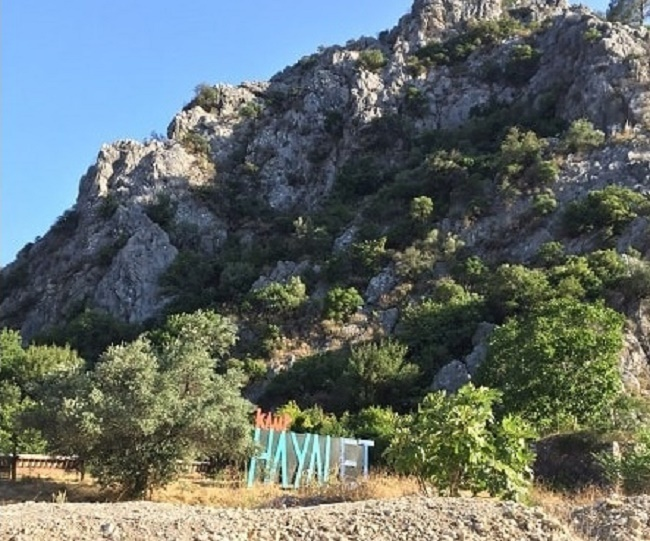 Hayalet Camping Olimpos | Antalya