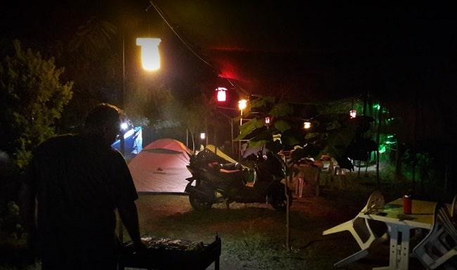 Saklı Köy Camping