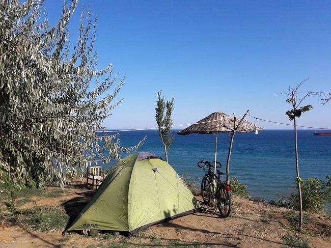 Saklı Köy Camping | Tekirdağ