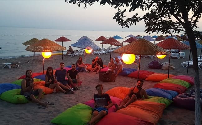 Semizkum Mocamp | istanbul kamp