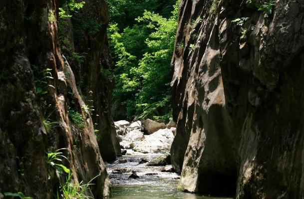 serindere kanyonu