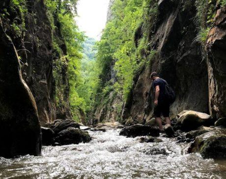 Soğukdere Kanyonu Yuvacık Kocaeli Bilgi
