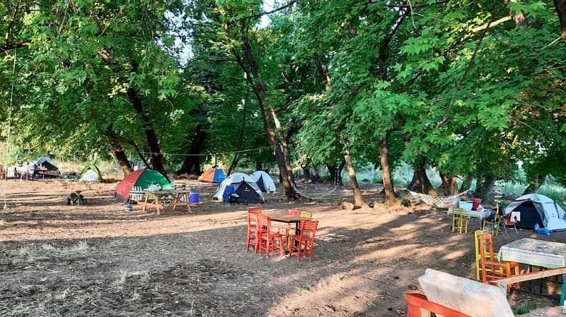 sığla kamp