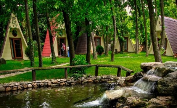 cansu bungalov