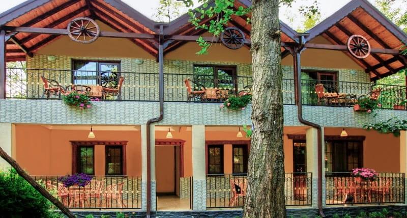 cansu bungalov hotel